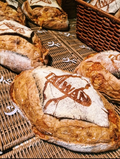 Bread at WPC bakery