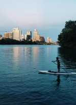 Lady Bird Lake, Austin