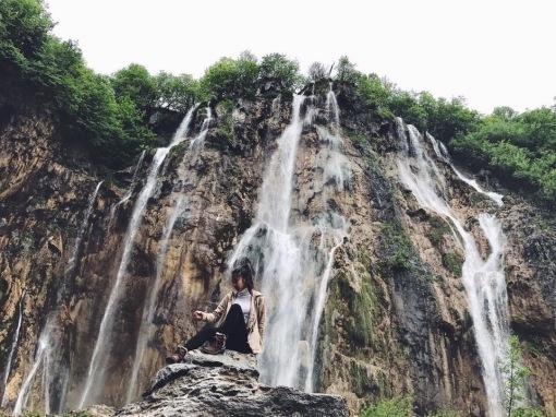 Plitvice Lake Park, Croatia