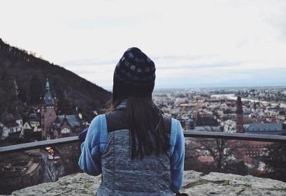 Views from Heidelberg