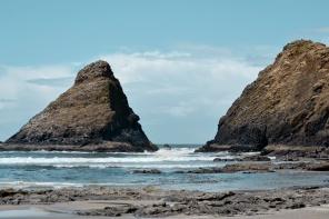Oregon's beach