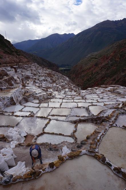 Salt wells