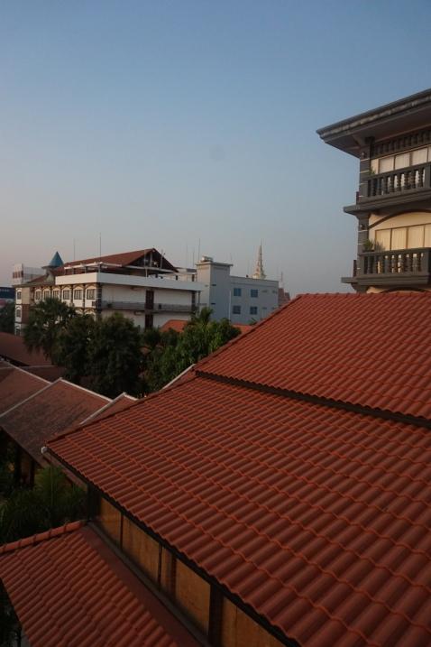 Buildings in Siem Riep