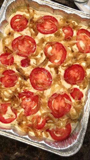 Caramelized onions