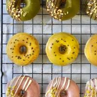 Baked Mochi Donuts (GF)